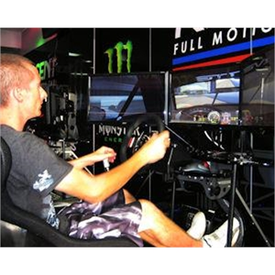 F1 Racing Simulator - Darling Harbour Sydney