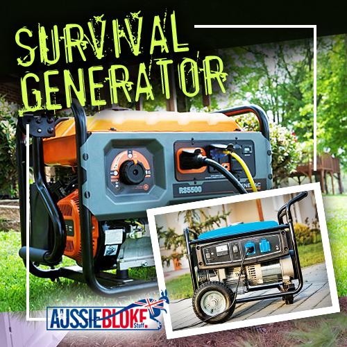 Survival Generator For Aussie Blokes