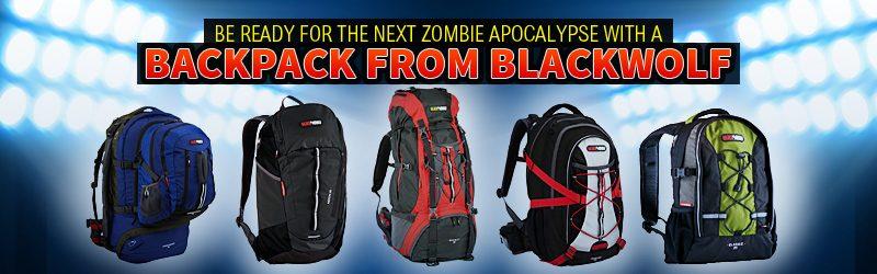 Blackwolf Backpack