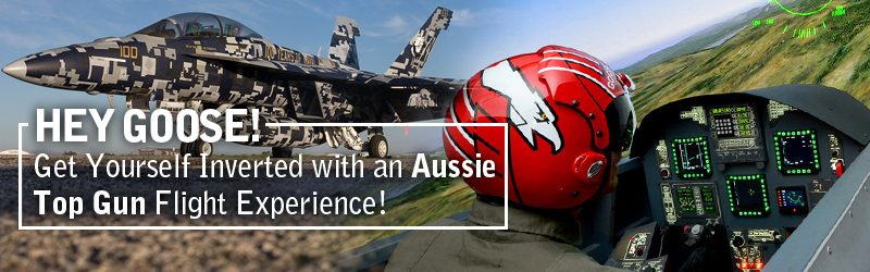 Aussie Top Gun Flight Simulator Experience in Sydney