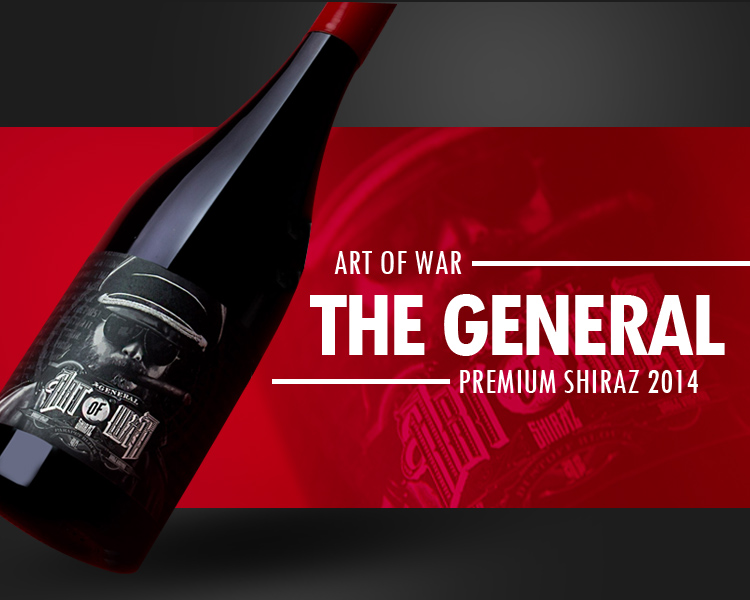 Art Of War The General Shiraz