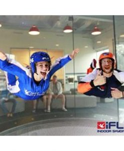 Indoor Skydiving Sydney, iFLY Family & Friends Package (10 Flights)