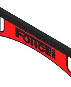 4FT Cross Bar - Lasercut Force USA Logo