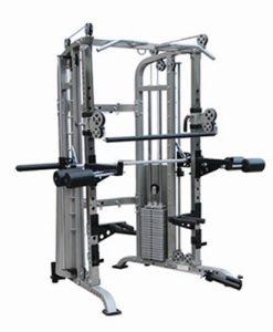 Brawn Strength Beast V6 Functional Trainer, Power Rack, Smith Machine Combo