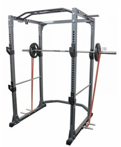 Brawn Strength Power Rack w/ Band Attachments