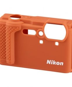 Nikon Orange Silicone Jacket for W300