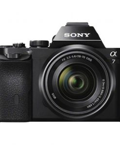 Sony A7 w/28-70mm f3.5-5.6 Compact System Camera