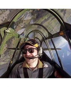 Aerobatic Adventure Flight in a Genuine World War 2 Warbird Plane - Sydney