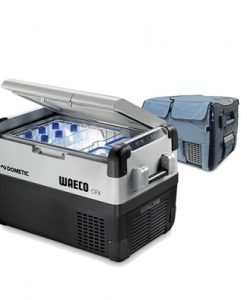 Dometic Waeco CFX50W Fridge / Freezer + Protective Cover