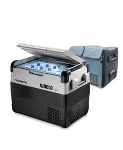 Dometic Waeco CFX65W Fridge / Freezer + Protective Cover