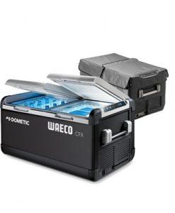 Dometic Waeco CFX95DZW Fridge / Freezer + Protective Cover