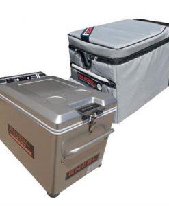 Engel MT35FP Digital Platinum Series Portable Fridge / Freezer + Transit Bag