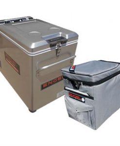 Engel MT45FP Digital Platinum Series Fridge / Freezer + Transit Bag