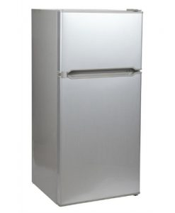 Evakool DC175 Platinum Upright Caravan Fridge/Freezer - 175L