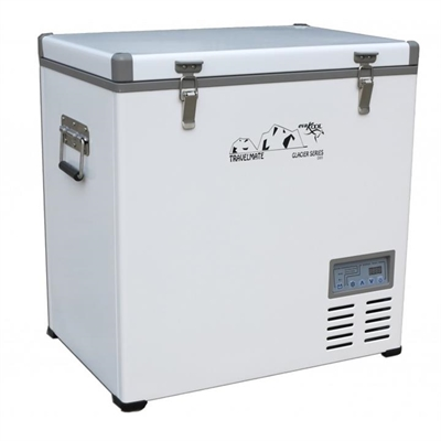 Evakool G65 Glacier Metal Fridge/Freezer - 65L