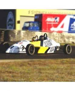 F1-Style Race Team Experience, 5 Laps + 2 Hot Laps WEEKDAY SPECIAL - Sydney Motorsport Park, Eastern Creek
