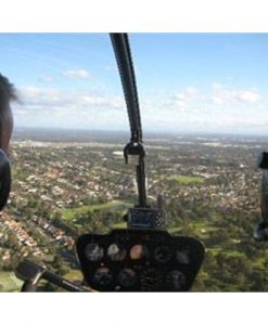 Helicopter Pilot Training 1hr, Learn to Fly A Helicopter - Sydney