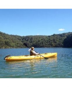 Kayak Hire, 1 Hour Self Guided Single Kayak Tour, The Basin - Sydney