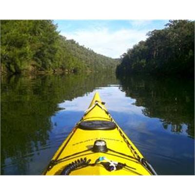 Kayaking, Half Day - Central Coast, Sydney