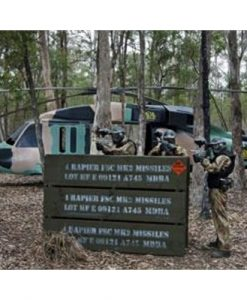 Paintball Sydney (Appin) - Entry, Full Day Games Plus 100 Paintballs SPECIAL OFFER!