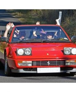 Ride in a Classic Ferrari For Up To 3 People, 1 Hour - Sydney