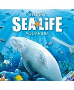 SEA LIFE Sydney Aquarium Entry, Sydney