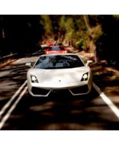 Sydney to Central Coast Luxury Supercar Drive Day INCLUDES PASSENGER