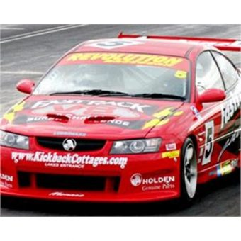 V8 Race Car Ride (FRONT SEAT!) - Eastern Creek, Sydney