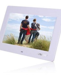 10'' HD TFT-LCD 1024 * 600 Digital Photo Frame Clock MP3 MP4 Movie Player with Remote Desktop