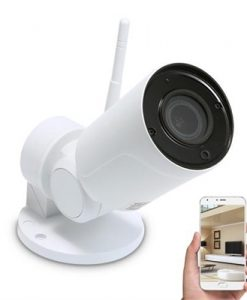 1080P HD Bullet WIFI Camera 2.0MP 3.6mm PTZ Wireless IP Camera