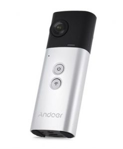 360° Handheld WiFi VR Panoramic Camera