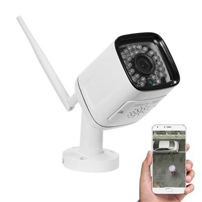 720P HD Bullet WIFI Camera 1.0MP 30pcs Infrared LED Lights Wireless IP Camera