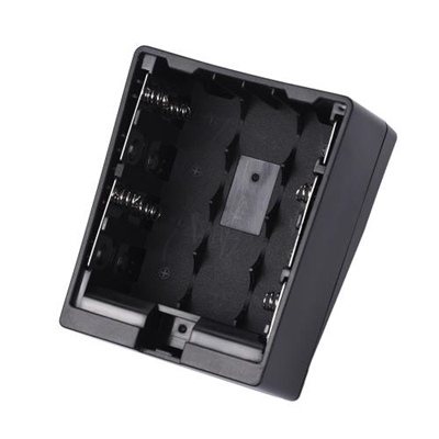 8pcs AA Battery Pack Case Holder Replace F950/F750/F550 NP-F Series for LED Video Light Panel/ Monitor/ DSLR Camera