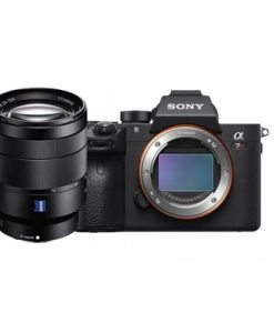 Alpha A7R Mark III Mirrorless Camera with Zeiss 24-70mm Lens A7Riii