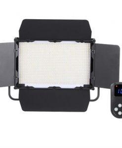 Andoer Adjustable Brightness 1040pcs LED Beads CRI 95+ 7680LM 5600K DMX512 Video Studio Photography Light Lamp for Canon Nikon Sony Camera Camcorder