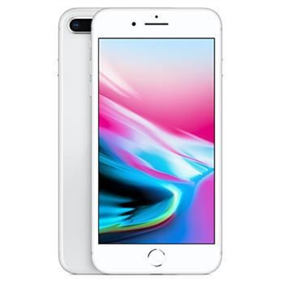 Apple iPhone 8 Plus - 256GB Silver (Unlocked)