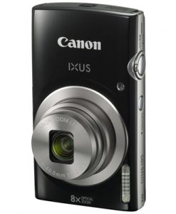 CANON Canon - Ixus 185 Digital Still Camera - Black