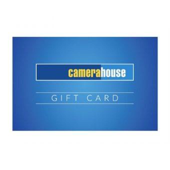 Camera House Gift Card - $75