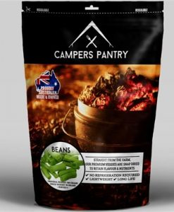 Campers Pantry Freeze Dried Beans