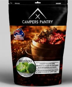 Campers Pantry Freeze Dried Broccoli