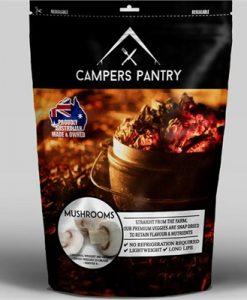 Campers Pantry Freeze Dried Mushroom