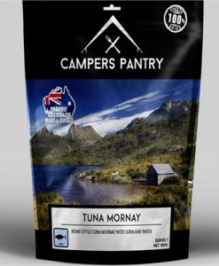 Campers Pantry Freeze Dried Tuna Mornay