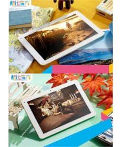 """Cube U30GT 16GB 10.1"""" Tablet PC Android 4.1 RK3066 Dual Core 1.6GHz 10 Points Touch HD 2MP Dual Camera WIFI White"""