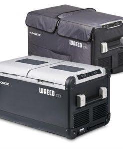 Dometic Waeco CFX75DZW Fridge / Freezer + Protective Cover