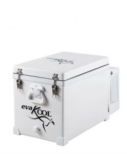 Evakool RFE40-FF Fibreglass Fridge/Freezer - 40L - Motor on Left