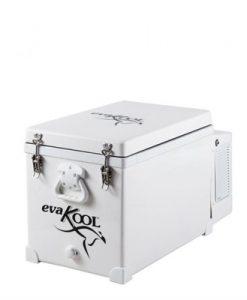Evakool RFE40-FF Fibreglass Fridge/Freezer - 40L - Motor on Right
