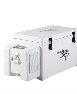 Evakool RFE60-FF Fibreglass Fridge/Freezer - 60L - End Opening