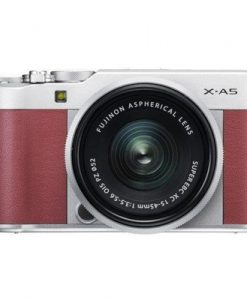 FujiFilm X-A5 Pink w/ XC15- 45mm Lens Compact System Camera
