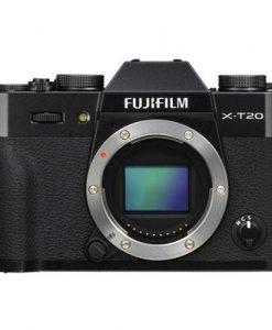 FujiFilm X-T20 Black Body Compact System Camera