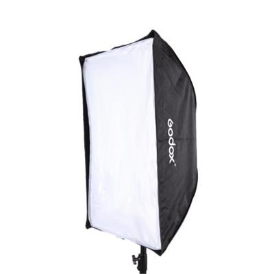 "Godox Portable 60 * 90cm / 24"" * 35"" Umbrella Softbox Reflector for Speedlight"